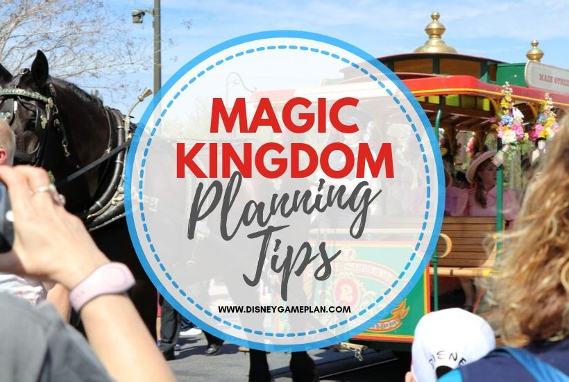 Magic Kingdom Day: Walt Disney World Vacation Planning 101