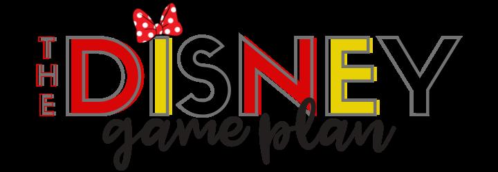 The Disney Game Plan