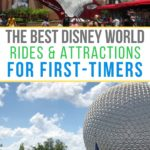 Disney World has so many rides and attractions. Today I am going to be sharing some of the most popular and can't miss rides and attractions throughout the Disney parks. #disneyworld #disneytips #disneyrides