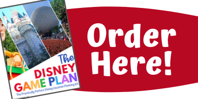 Disney Game Plan order button
