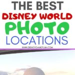 A Disney picture is worth a thousand words! We have the best Walt Disney World picture spots covered. Here are the best photo locations in all four Walt Disney World theme parks. These Disney photography tips will create lasting magical memories for you Disney Family Vacation. #disneyworld #disneyphototips #disneyhacks