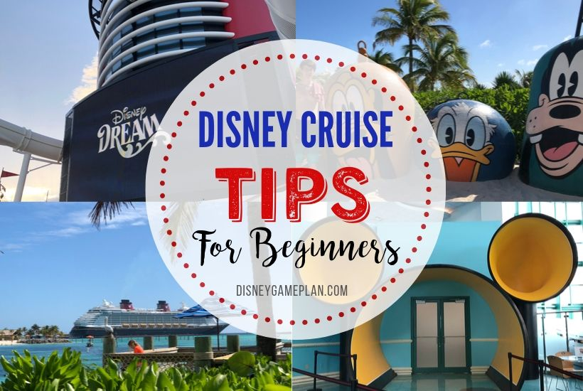 Family Disney Cruise Tips and Advice for First Timers