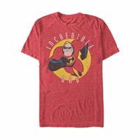 Disney Pixar The Incredibles Incredible Dad T-Shirt
