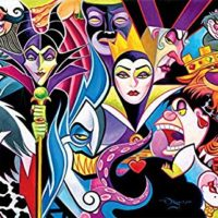 Disney's 1500 Piece Villains Puzzle