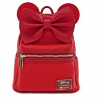 Loungefly Disney Minnie Mouse Ears Mini Backpack