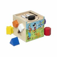 Mickey Shape Sorting Cube