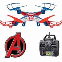 Marvel - Captain America Sky Hero 4.5 Channel RC Drone