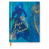 Disney Jasmine ''Free to Dream'' Journal