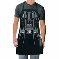 Darth Vader Be The Character Adjustable Black Apron