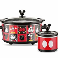Mickey Mouse Oval Slow Cooker