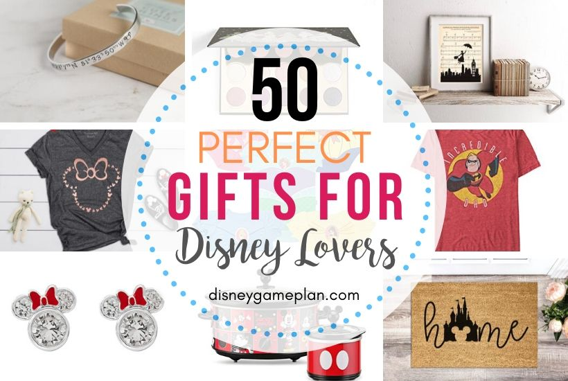 50 Gifts For Disney Lovers