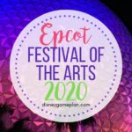 As Epcot construction leads us to a bright future, we're ready to start planning for one of the newest festivals - the Epcot Festival of the Arts.