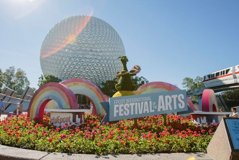 Epcot Festival of the Arts. As Epcot construction leads us to a bright future, we're ready to start planning for one of the newest festivals - the Epcot Festival of the Arts.