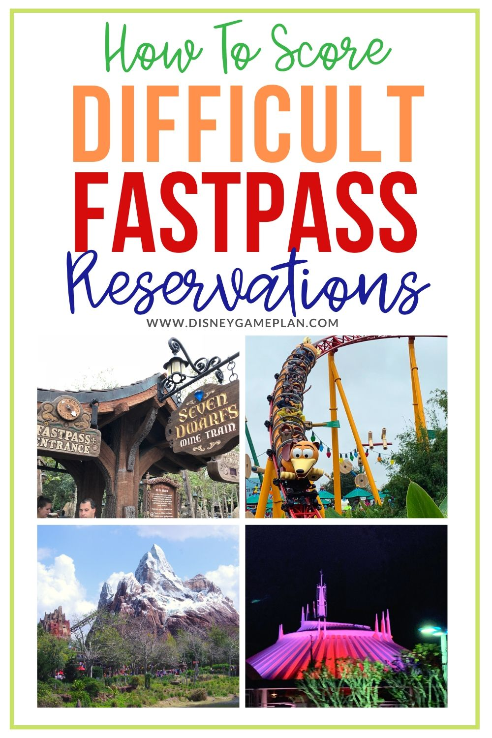 Some Disney Fastpasses are notoriously difficult to snag. But don't give up hope. Here are tips on how to obtain even the most elusive Fastpass reservations at Walt Disney World.