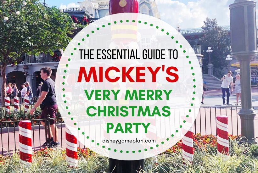 Insider Guide to Mickey's Very Merry Christmas Party