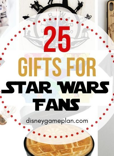 If you're wondering what to get someone who loves Star Wars. Check out this out of this world list of Gifts For Star Wars Fans. #starwars #themandalorian