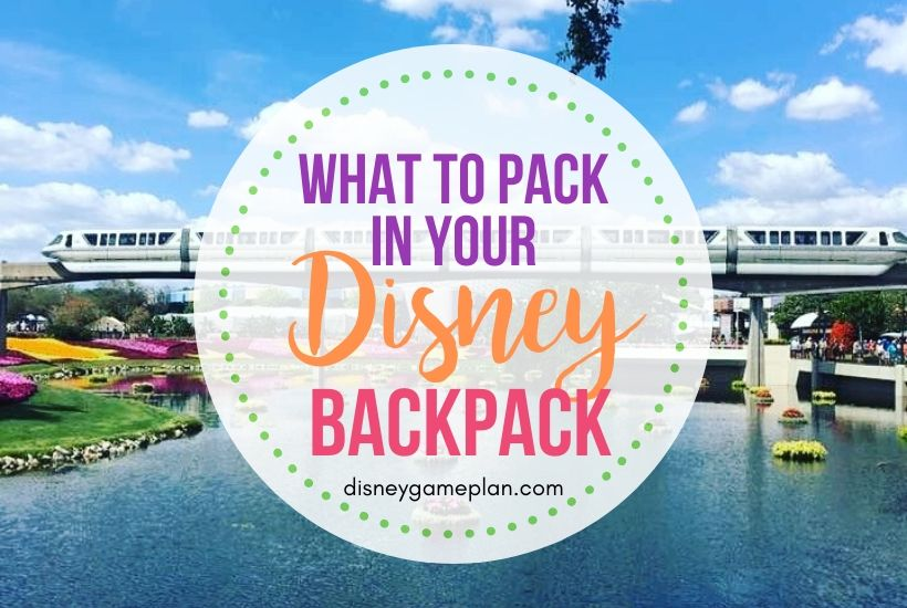 What to Pack for Disney: Essentials for Your Park Bag