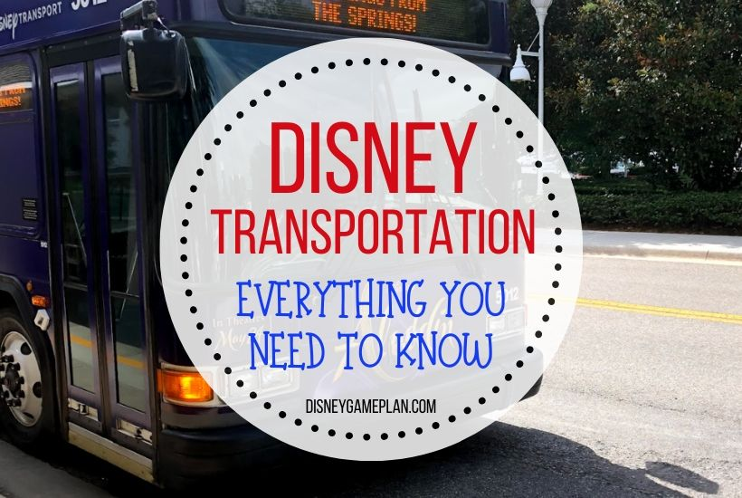 Disney World Transportation Guide: Everything You Need to Know