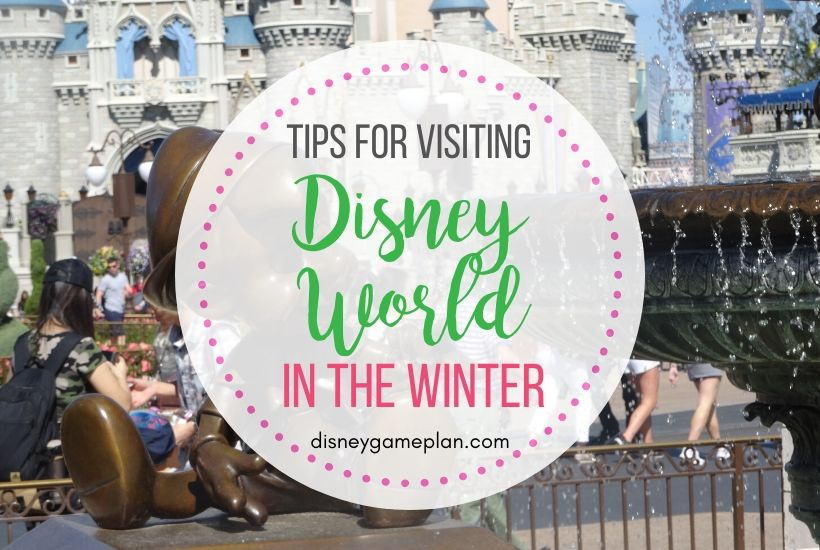Tips For Planning A Winter Disney World Trip