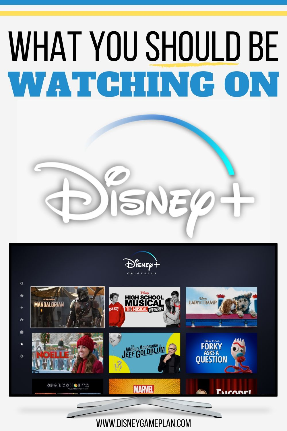 Are you hooked on the new Disney Plus streaming service Yet? Believe it or not, there is some much more to Disney Plus than The Mandalorian and Baby Yoda! Check out this Disney Plus Content worth watching That Totally Rocks. #DisneyPlus #DisneyMovies #themandalorian #babyyoda #disneycontent #muppets #nationalgeographic