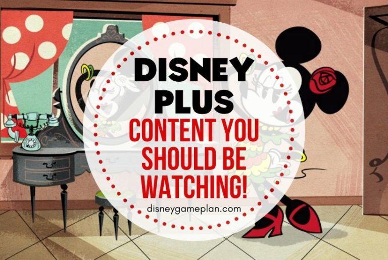 Disney Plus Content That Totally Rocks