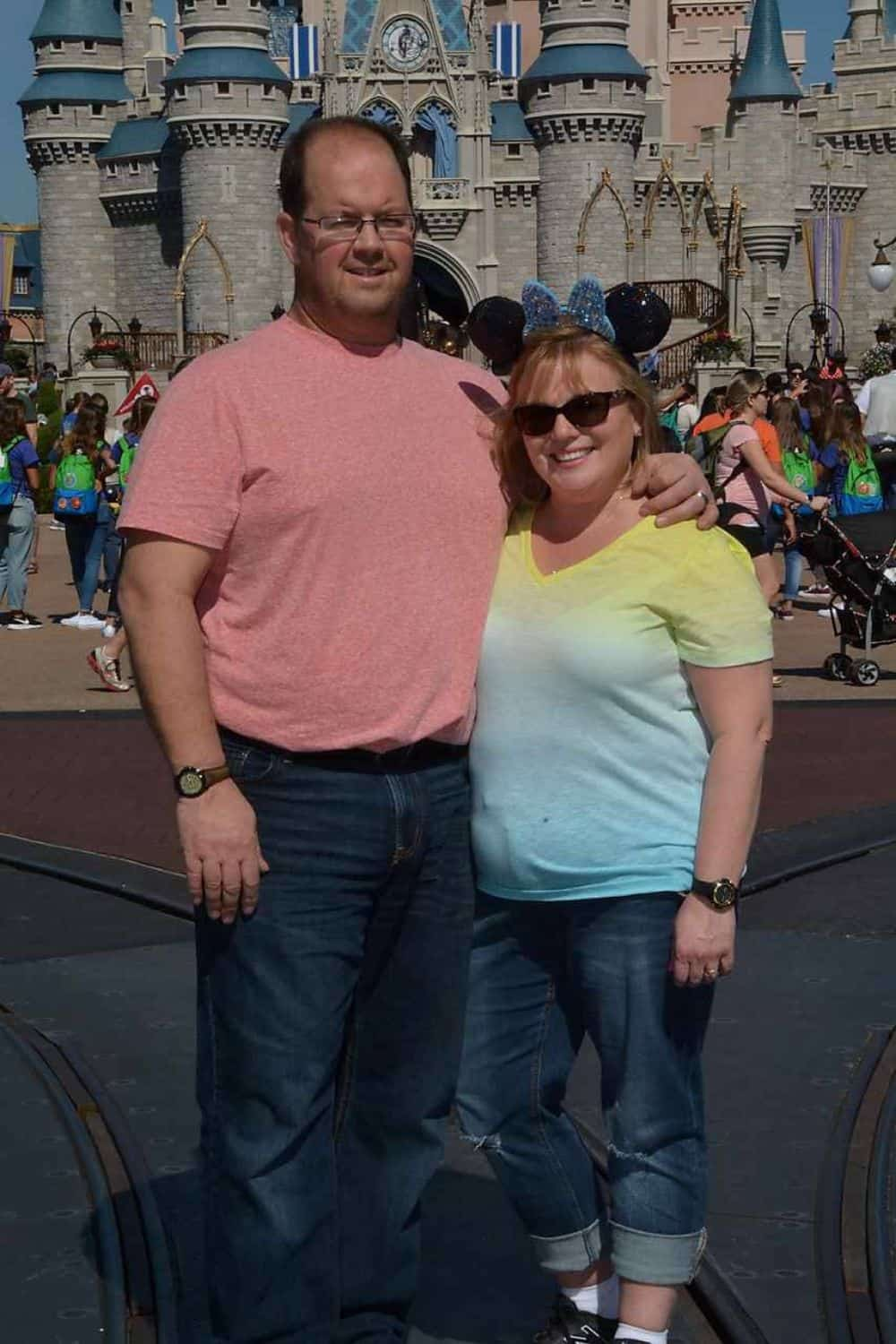 Disney World perfect Romantic Getaway for couples. it is so easy to get swept up in the magic. Disney World It's not just a family vacation destination, but a perfect place for couples to visit.