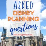 If you are considering a first time trip to Walt Disney World, you may have a few commonly asked Disney World questions that need to be answered. Here are some Great Disney World Planning Tips. This Disney vacation tips will help you plan a magical first Walt Disney World Trip. #Disneytips #disneyworld #Disneyworldhacks
