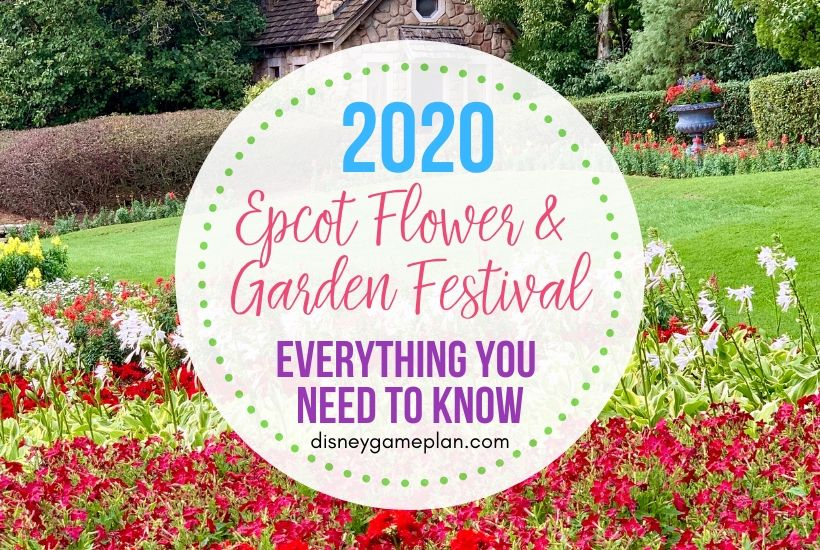 Flower and Garden Festival at Epcot 2020: All You Need to Know