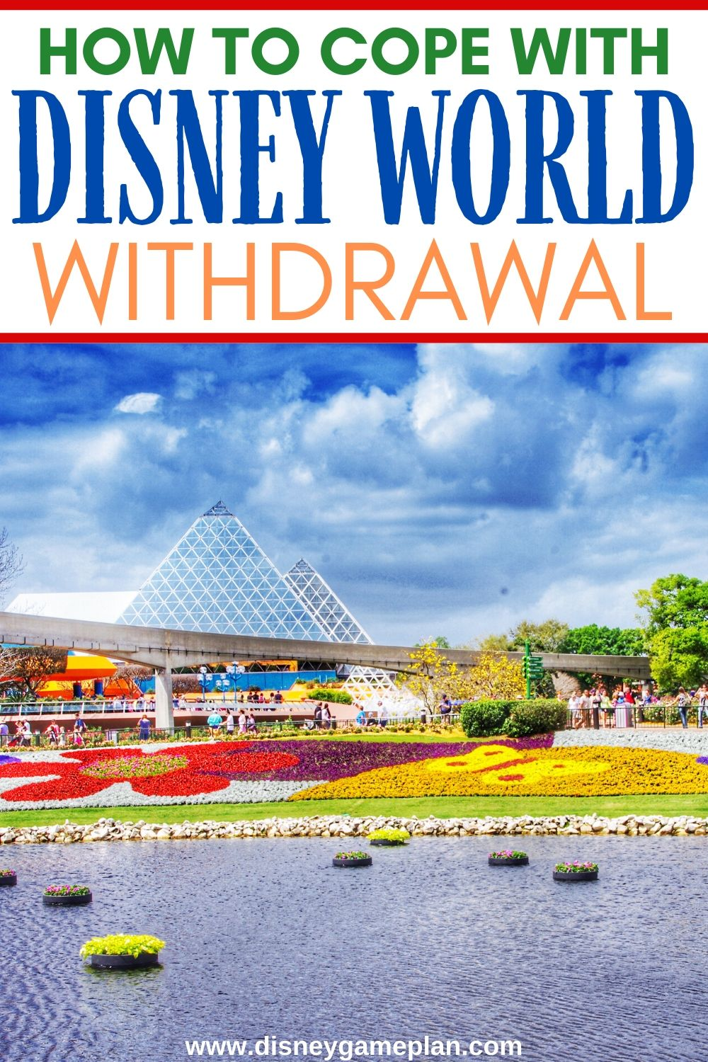 Walt Disney World Withdrawal is the real deal. Leaving Disney World is never easy. Here are some ways to cope with post-Disney depression. #disneyworld #disneytips