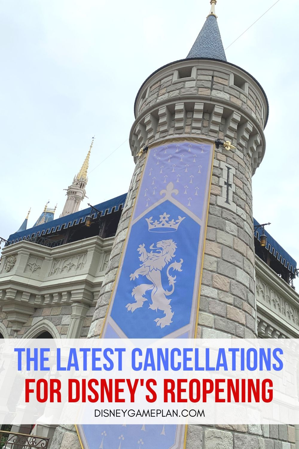 Disney Parks Announces Disney World Cancellations for Phased Reopening starting July 11, 2020. Find out what experiences Disney World is canceling and changing.