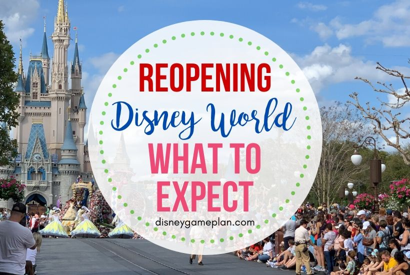 Reopening Disney Parks in Florida: What to Expect