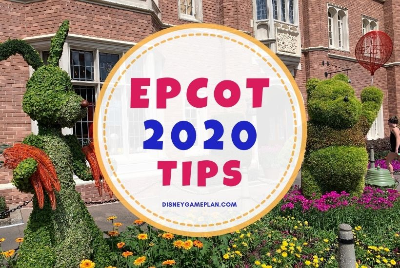 Epcot Guide for the Newly Reopened Park and Food and Wine 2020