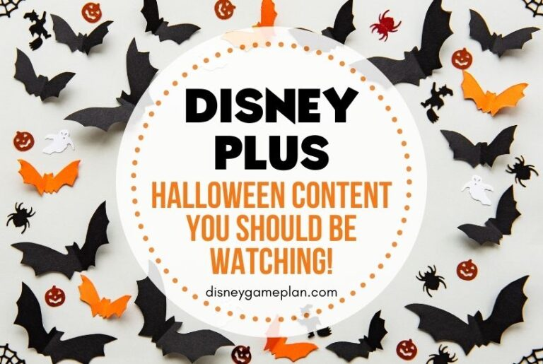 Disney Plus Halloween Movies and Related Titles to Stream Now