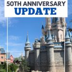 """DISNEY WORLD IS CALLING THEIR 50TH ANNIVERSARY EVENT """"THE WORLD'S MOST MAGICAL CELEBRATION"""" AND IT WILL OFFICIALLY BEGIN ON OCTOBER 1."""