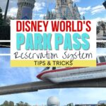 How To Make Disney Park Pass reservations